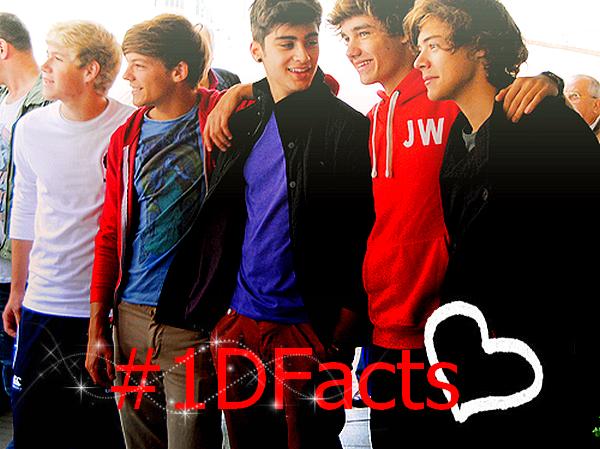 ♫ 1DFacts ♫ ♥
