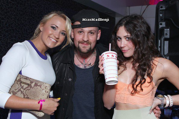 PHOTO - NYLON Magazine 13th Anniversary Celebration [BENJI MADDEN]