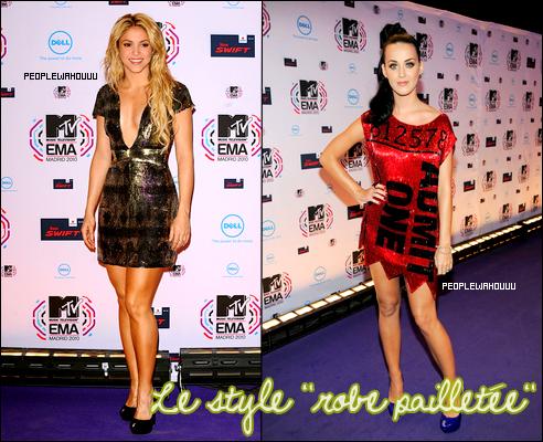 EMA 2010 : vive la ressemblance !
