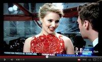 15/01/12 : Dianna et plusieurs de ses co-stars de Glee étaient présentes au 69e Golden Globes Awards annuels. Côté tenue, j'aime bien sa robe, elle lui va bien et on la reconnaît bien dans ce choix. Un make-up plutôt discret, mais un rouge vif assorti à sa robe pour les lèvres. Elle avait également les cheveux tirés en arrière, ça lui allait très bien! Elle était également présente à l'After Party.