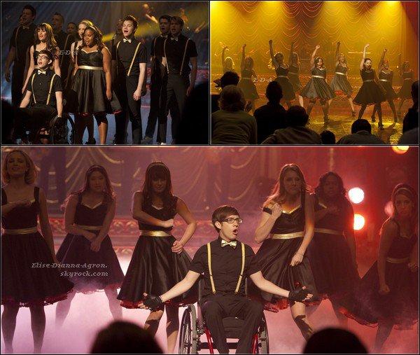 Une vidéo Behind the Scenes de l'épisode « Heart ».