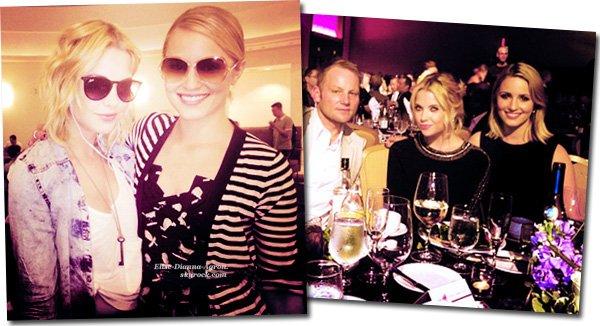 Le 2 juin Dianna était présente aux 23e annuels Glaad Media Awards. Elle était magnifique! Top ou Flop ?