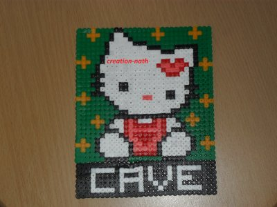 cave hello kitty
