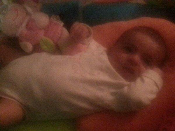 Ma fille nee le 5 septembre 2013 a 12h10