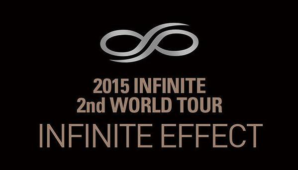 INFINITE WORLD TOUR 2015