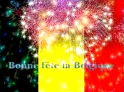A tous mes amis belges...
