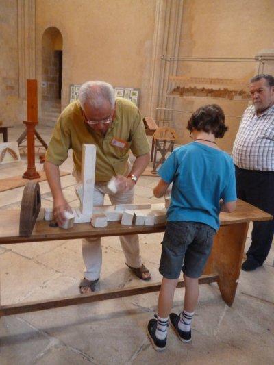 Petits bâtisseurs de cathédrale