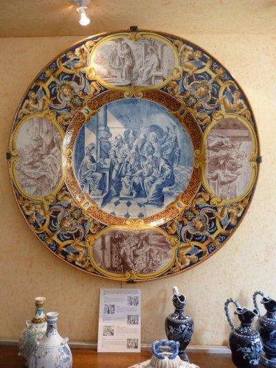 Faïencerie de Nevers depuis 1648