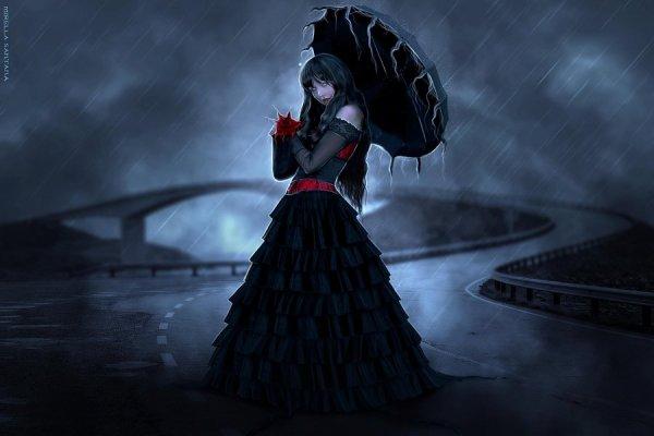Un p'tit coin de parapluies...