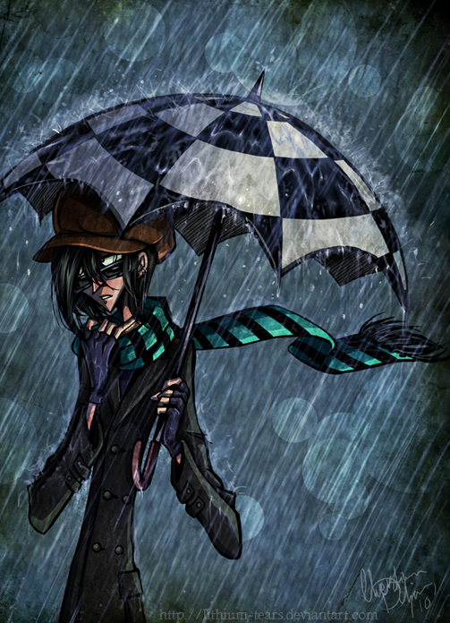 P'tit coin de parapluies