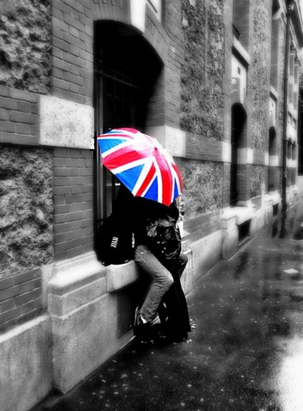 Petit coin de parapluie