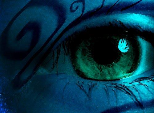 Plus bleu que le bleu de tes yeux