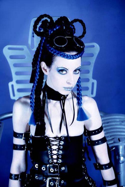 Blue ( inspirée de Flo... )