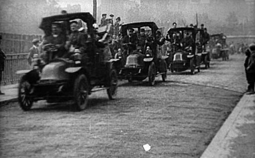 Ces Taxis ont marqué l'Histoire