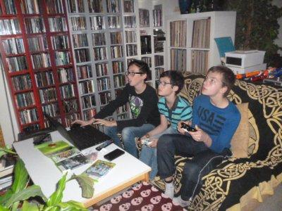 """Soirée """" Crêpes Party """" pour les Geek !"""