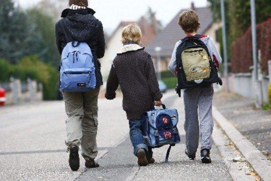 Retour à l'école !
