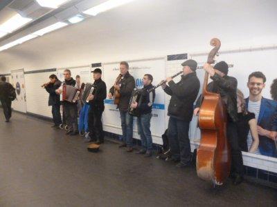Concert des Pixies au Zénith