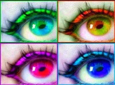 Les daltoniens voient les couleurs différemment