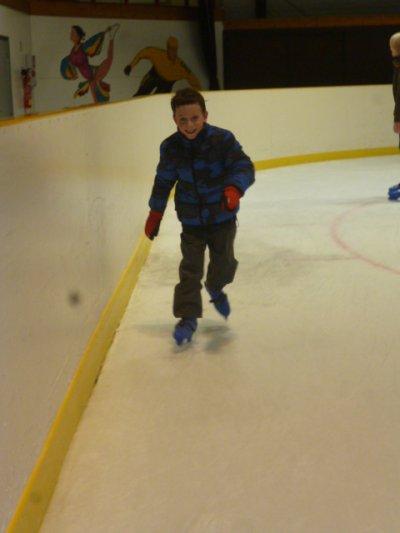 La patinoire : pour retrouver notre équilibre
