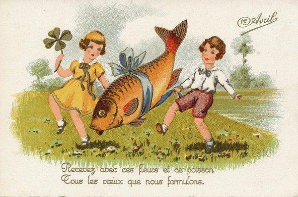 Fantasy ou vintage, choisissez vos poissons !