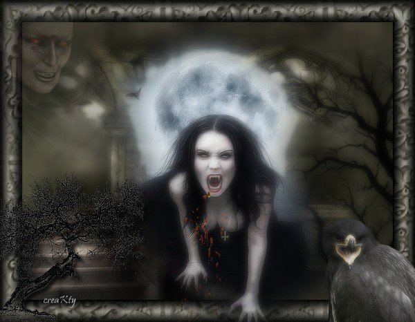 Vampires, vous avez dit vampires... Pour le plaisir