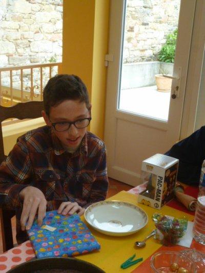 Week-end de Pâques et pré-anniversaire de Loulou