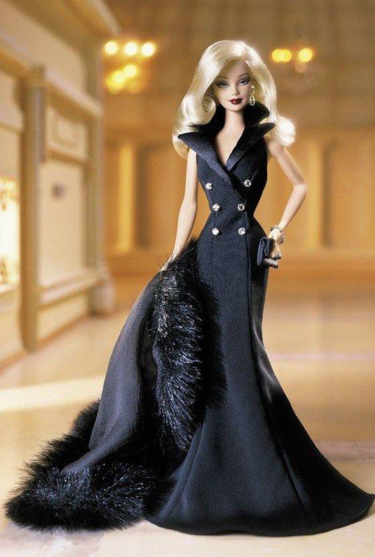 I'm a Barbie girl in a Barbie world !