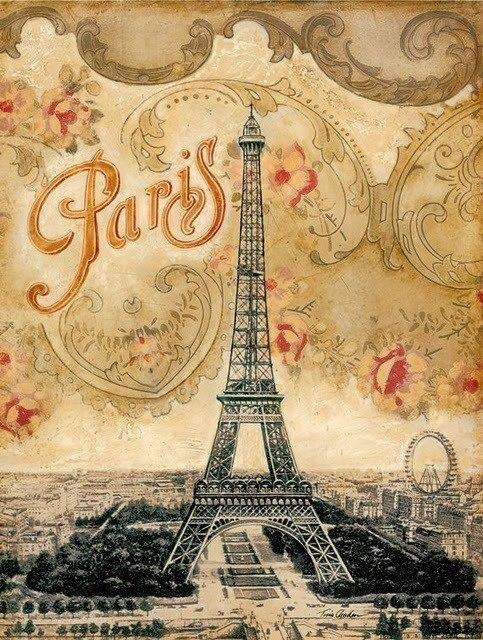 Paris vintage, pour le plaisir