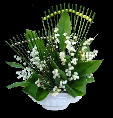 Un bouquet de muguet