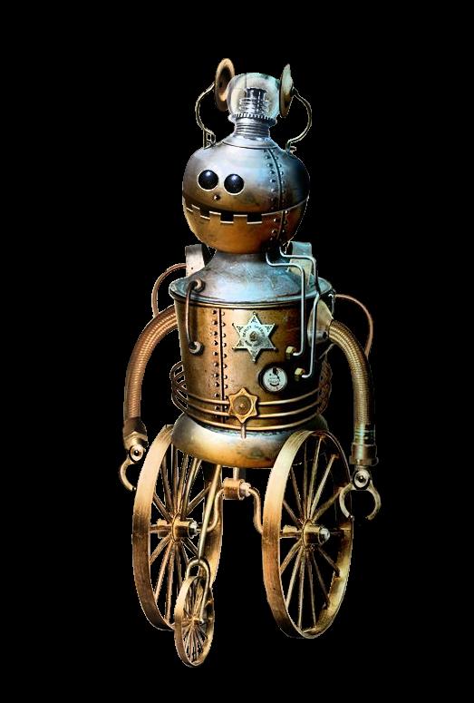 Steampunk créas, pour le plaisir