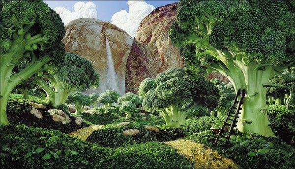 Food photgraphy by Carl Warner