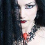 Lady Amaranth : modèle goth