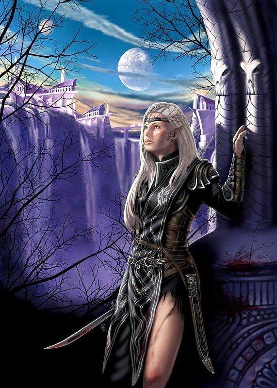 Des elfes, pour le plaisir