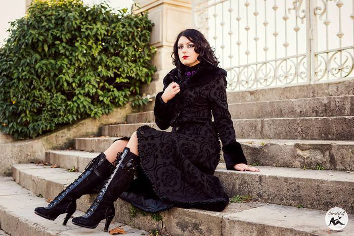 Anomaly : modèle goth