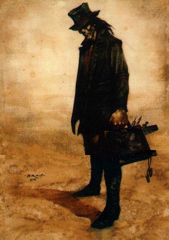 Gerrald Brom : artiste peintre et illustrateur