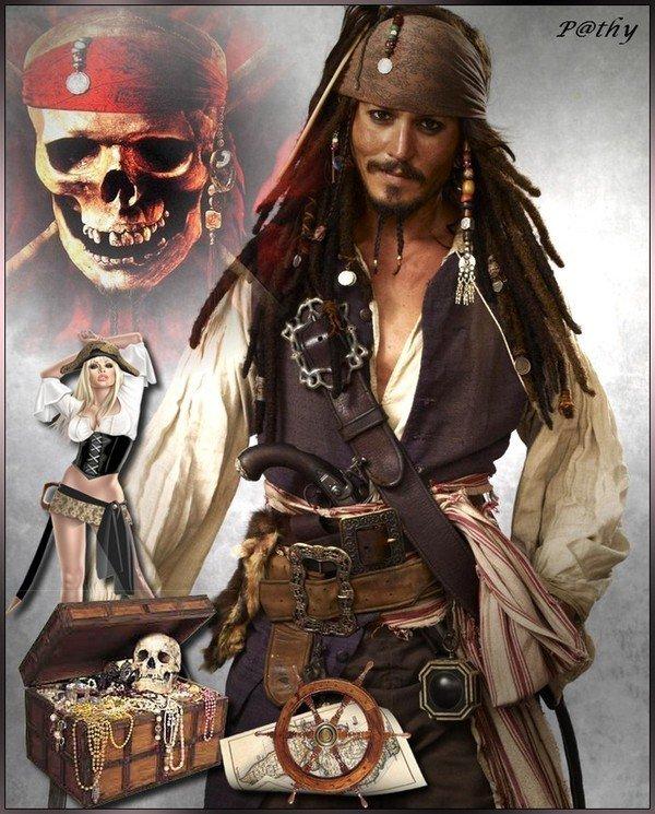 Piraterie, pour le plaisir