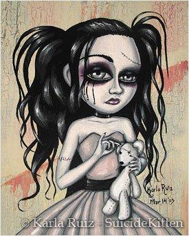 Karla Ruiz : artiste freelance
