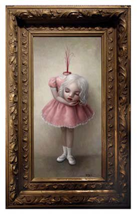 Mark Ryden : artiste peintre