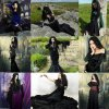 Gothic clothes