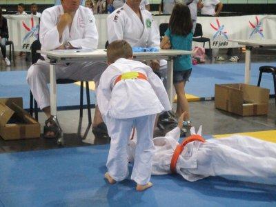JUDO : Disney Challenge afin de valoriser les jeunes judokas