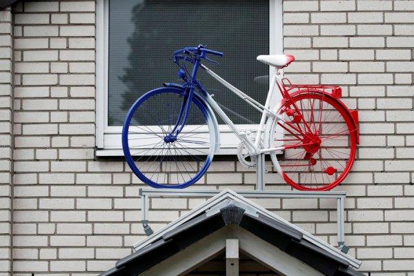 Départ du Tour de France ... de Düsseldorf, en Allemagne