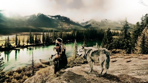 La beauté des Amérindiennes photographiées à la fin du 19e siècle avant le génocide