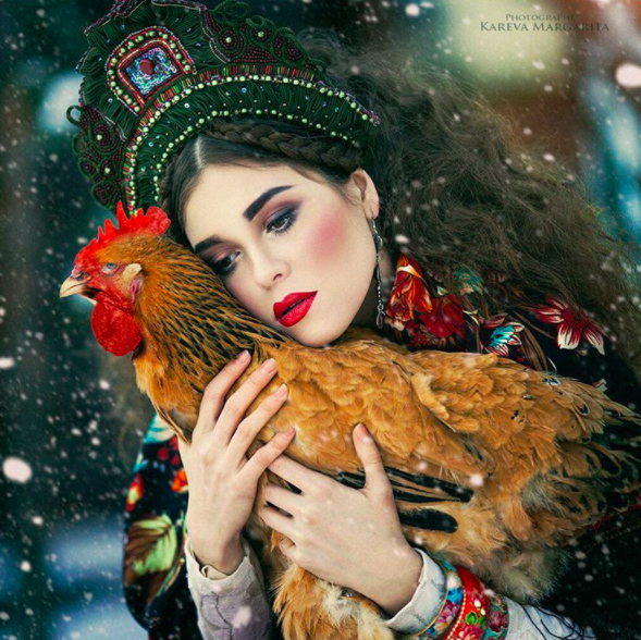 Kareva Margarita : photos d'art