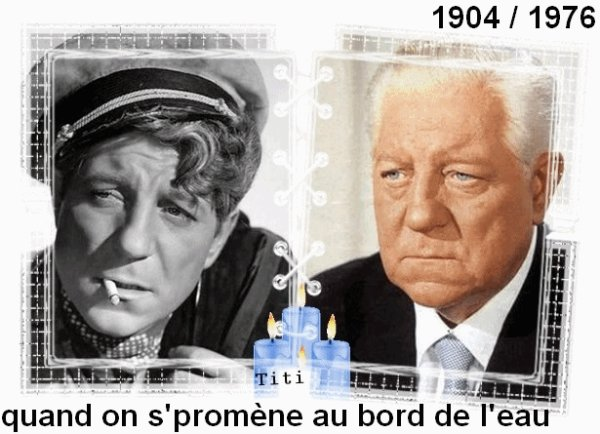Jean Gabin, pour le plaisir