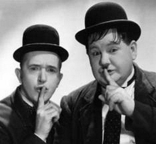 Laurel et Hardy, pour le plaisir