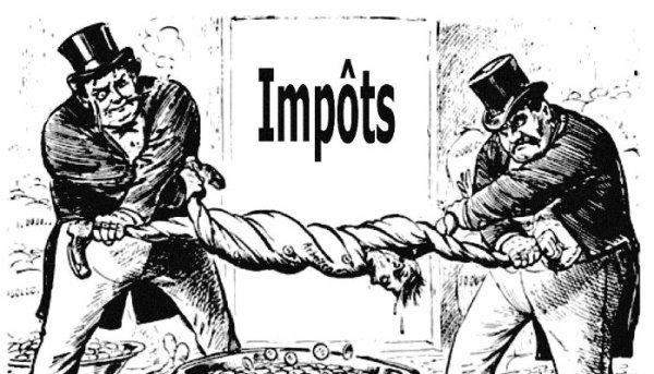 TROP D IMPOTS AH ! ÇA IRA, ÇA IRA, ÇA IRA LES IMPÔTS et L'HISTOIRE la Révolution 1789