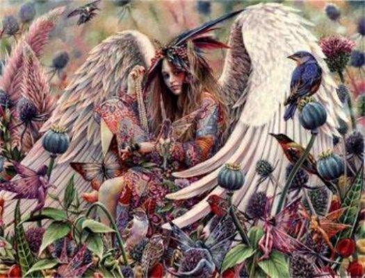 Des anges comme s'il en pleuvait, pour le plaisir