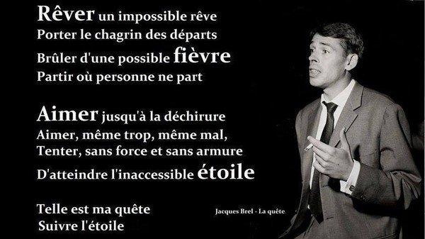 De Jacques Brel