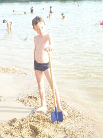 Dernier bain de l'été ?