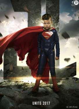 Des enfants handicapés deviennent super-héros le temps d'une photo